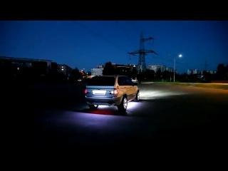 ��������� ������, ���� LED. BMW X5  LED tuning.
