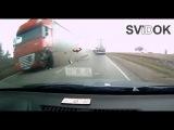 Жуткая авария на трассе М53 6 человек погибли